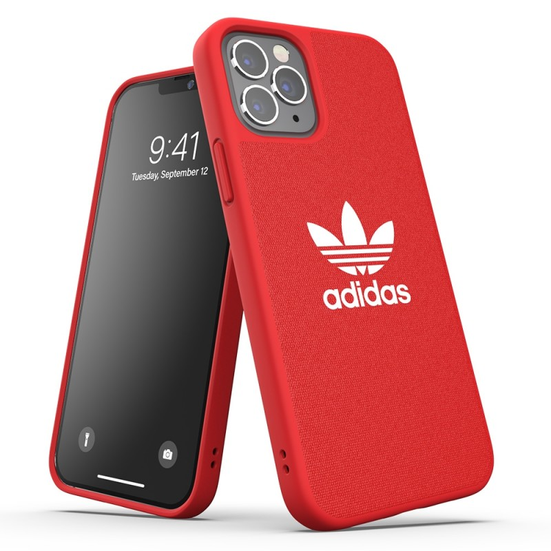 Adidas Moulded Case iPhone 12 Pro Max Rood - 4