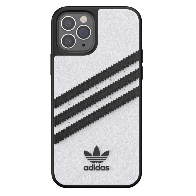 Adidas Moulded Case iPhone 12 Pro Max Wit/zwart - 4