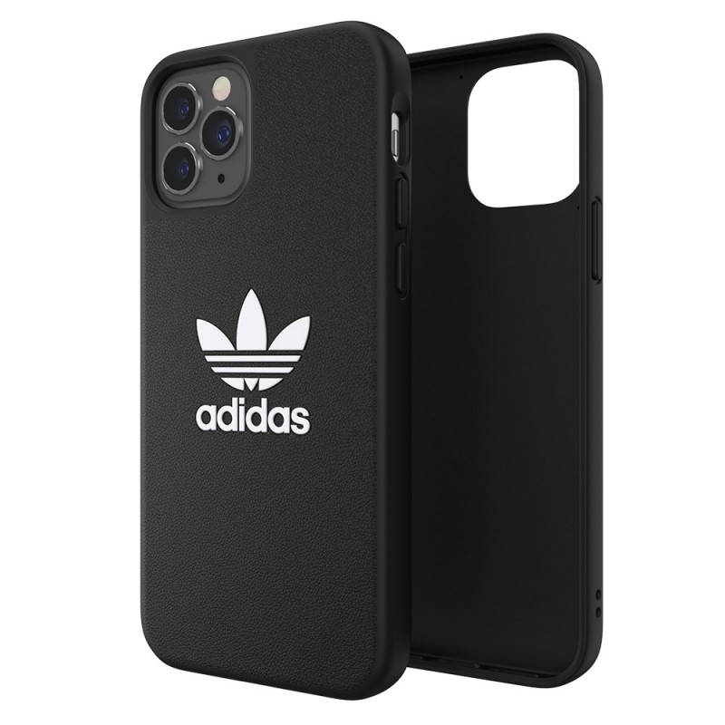 Adidas Moulded Case iPhone 12 Pro Max Zwart - 1