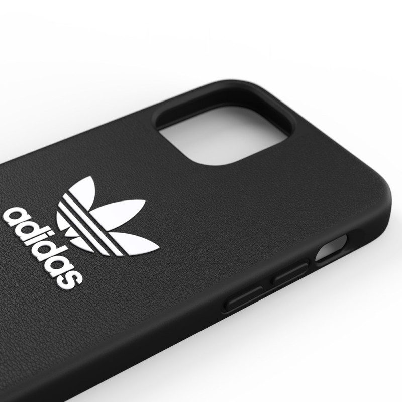 Adidas Moulded Case iPhone 12 Pro Max Zwart - 6
