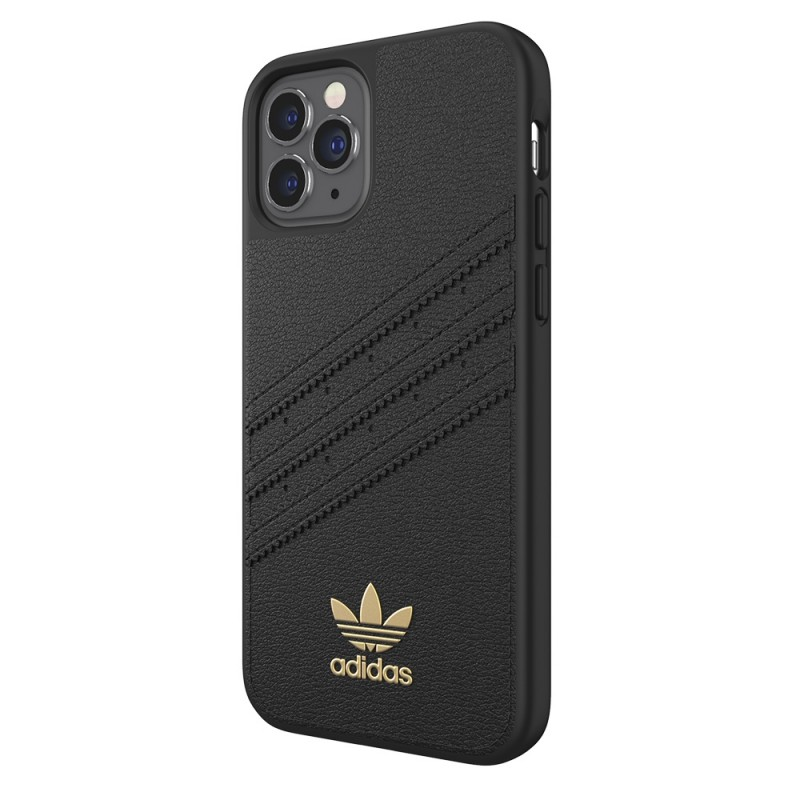 Adidas Moulded Case Premium iPhone 12 Pro Max Zwart - 4