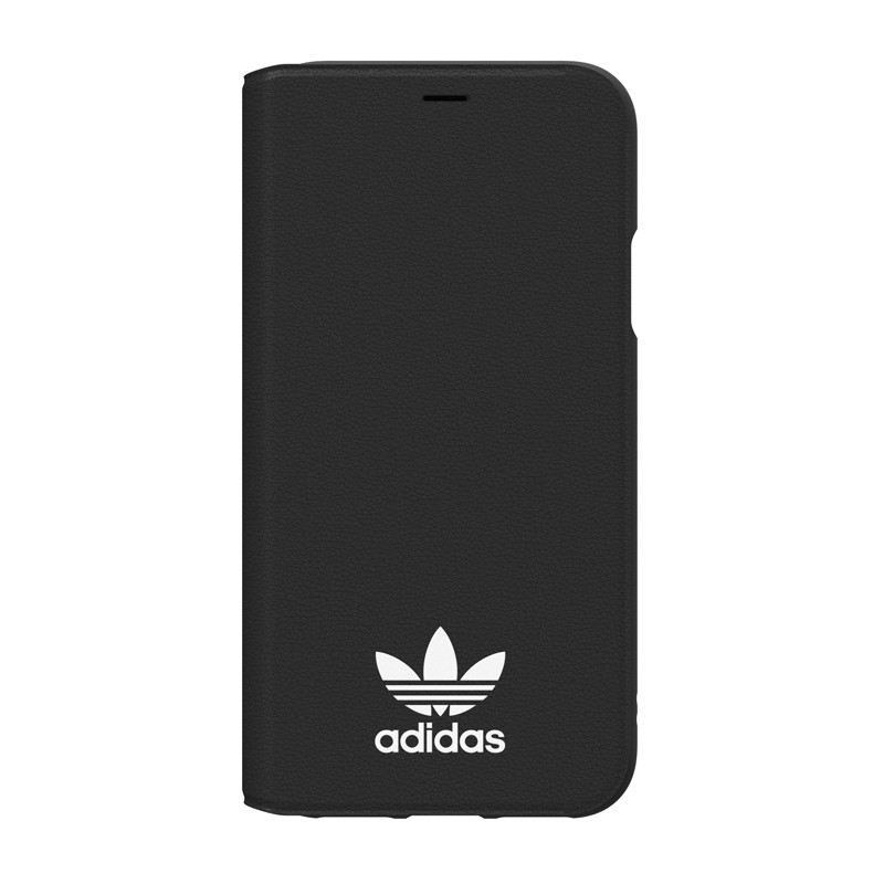 Adidas Originals - Booklet Case iPhone X/Xs Zwart - 2