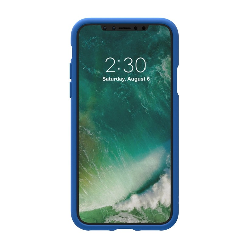 Adidas Originals Moulded iPhone X/Xs Hoesje Blauw - 2