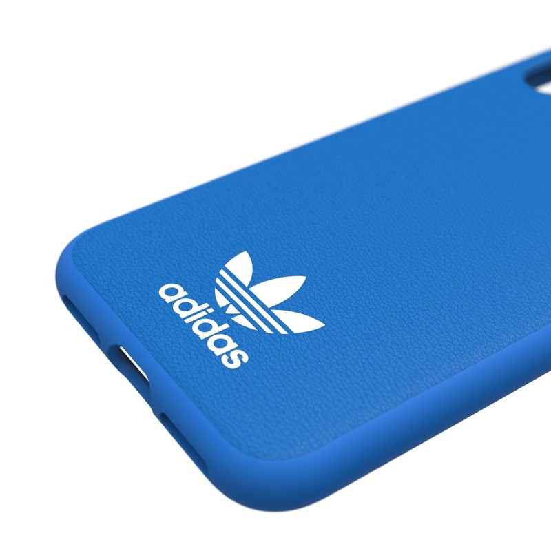 Adidas Originals Moulded iPhone X/Xs Hoesje Blauw - 4