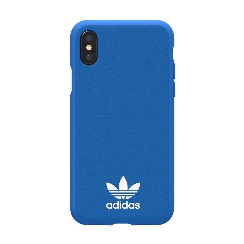 Adidas Originals Moulded iPhone X/Xs Hoesje Blauw - 5