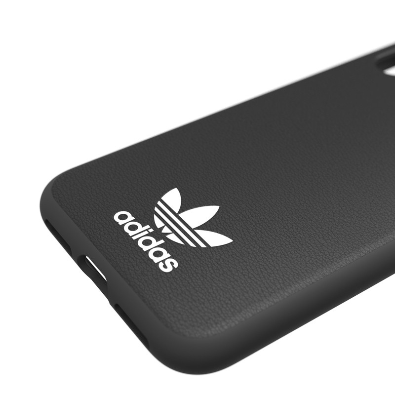 Adidas Originals - Moulded iPhone X/Xs Case Zwart - 5