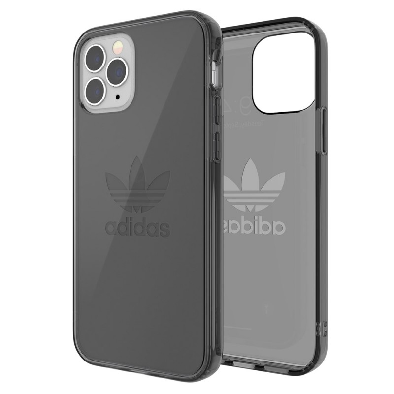 Adidas Protective Clear Case iPhone 12 / 12 Pro 6.1 Smoke - 1