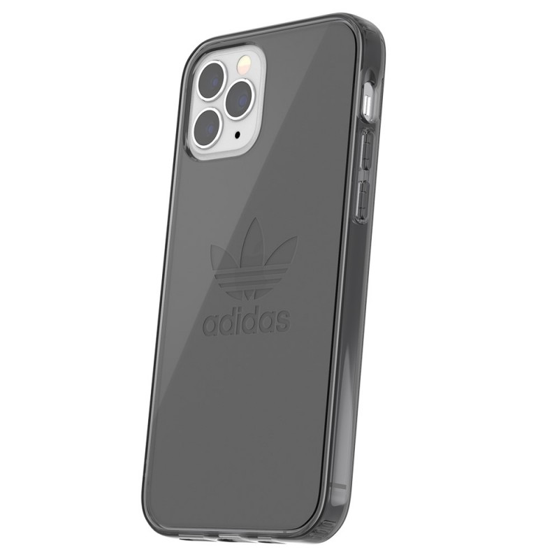 Adidas Protective Clear Case iPhone 12 / 12 Pro 6.1 Smoke - 5