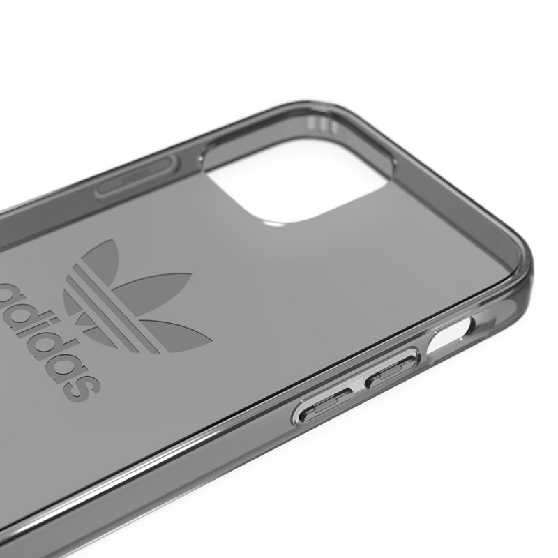 Adidas Protective Clear Case iPhone 12 / 12 Pro 6.1 Smoke - 3