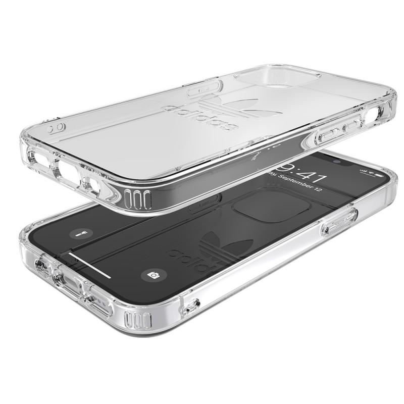 Adidas Protective Clear Phone 12 Mini 5.4 Transparant - 2