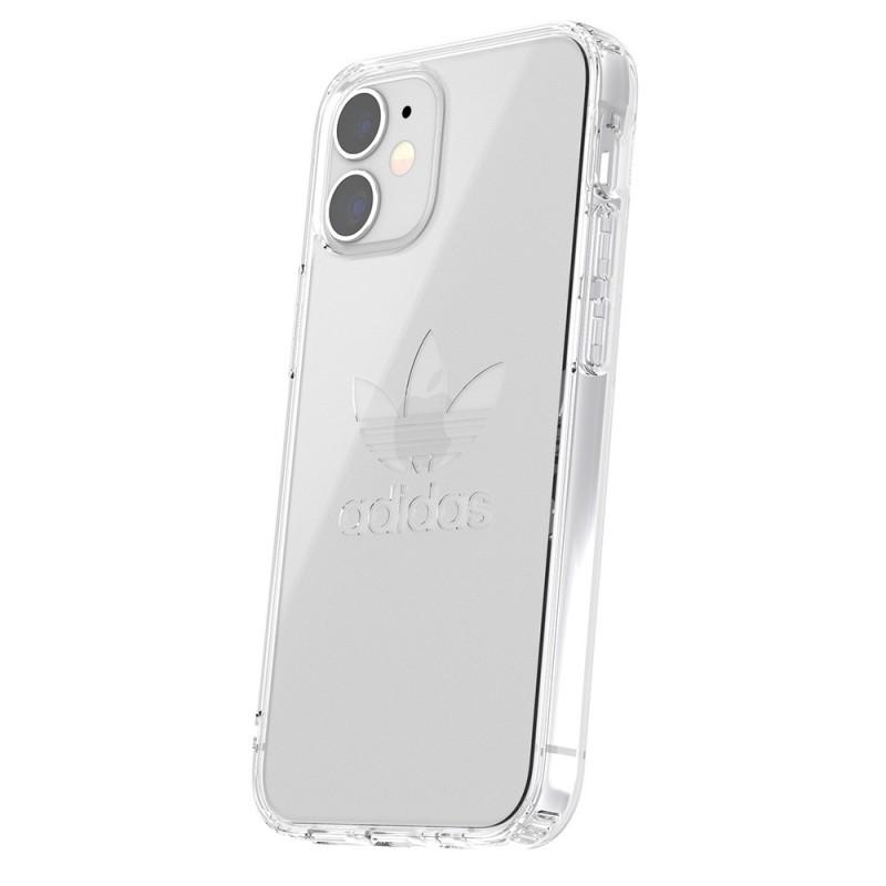 Adidas Protective Clear Phone 12 Mini 5.4 Transparant - 5