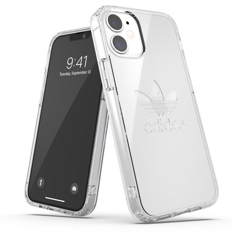 Adidas Protective Clear Phone 12 Mini 5.4 Transparant - 4