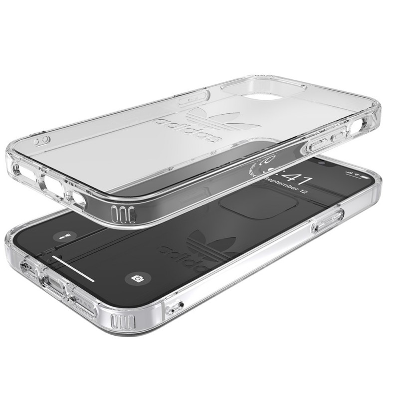 Adidas Protective Clear Case iPhone 12 Pro Max Transparant - 2