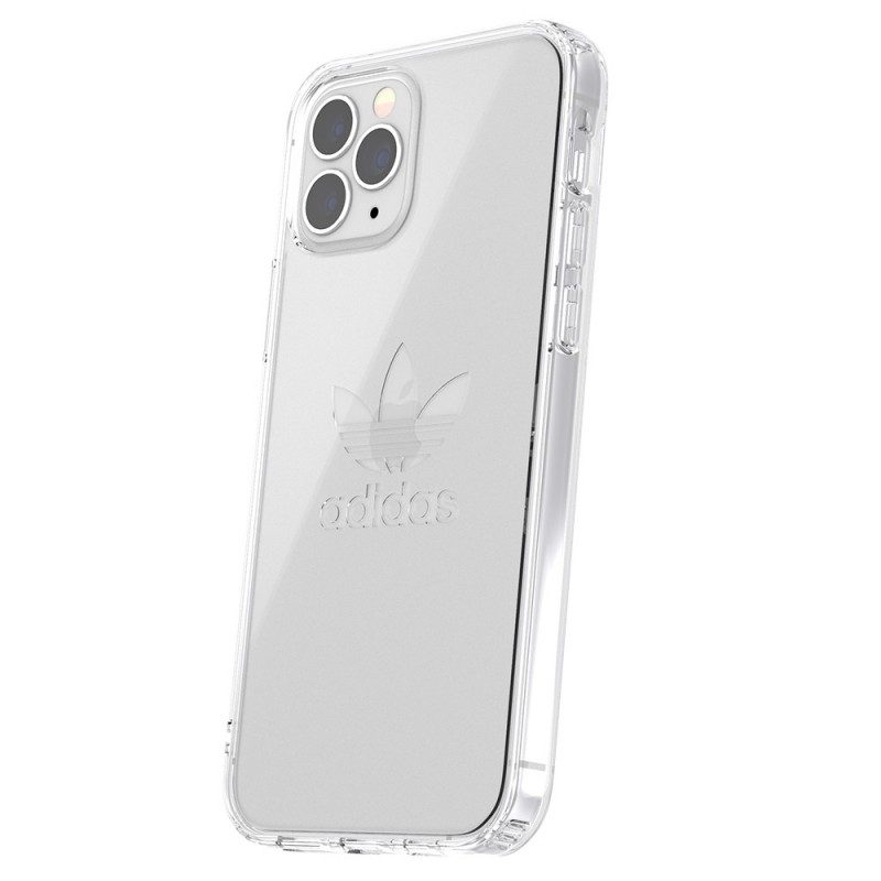 Adidas Protective Clear Case iPhone 12 Pro Max Transparant - 5