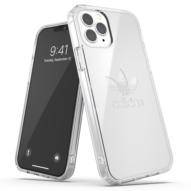 Adidas Protective Clear Case iPhone 12 Pro Max Transparant - 6