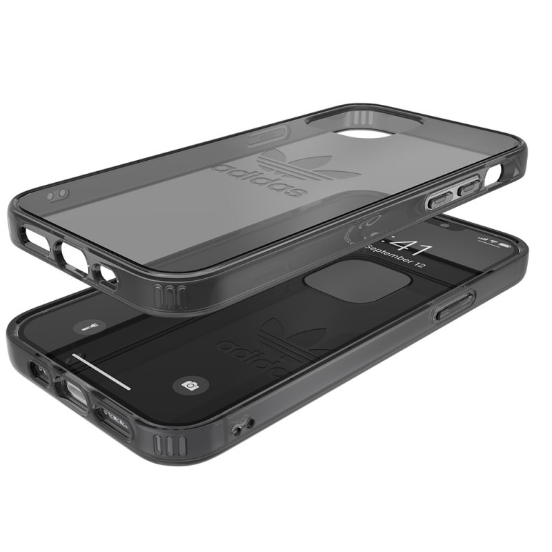 Adidas Protective Clear Case iPhone 12 Pro Max Smoke - 2