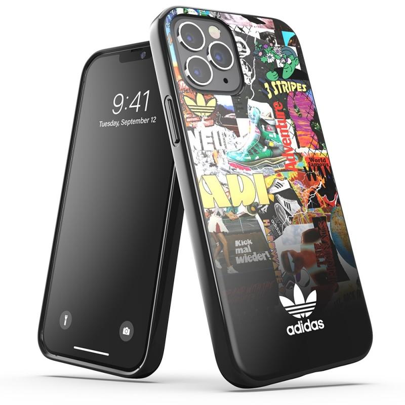 Adidas Snap Case iPhone 12 / 12 Pro 6.1 Muticolor - 5