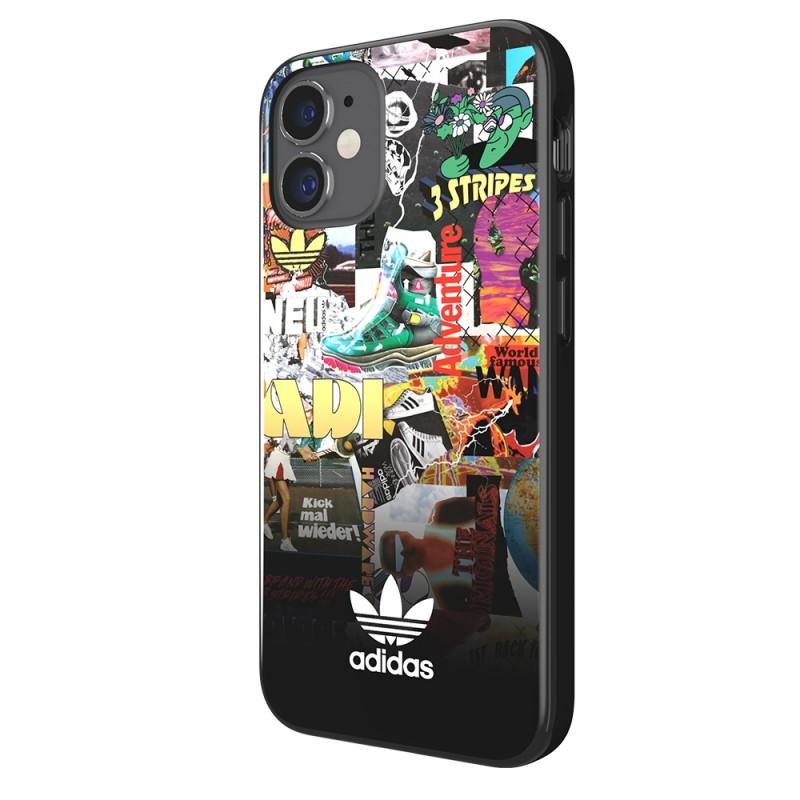 Adidas Snap Case iPhone 12 Mini 5.4 Muticolor - 3