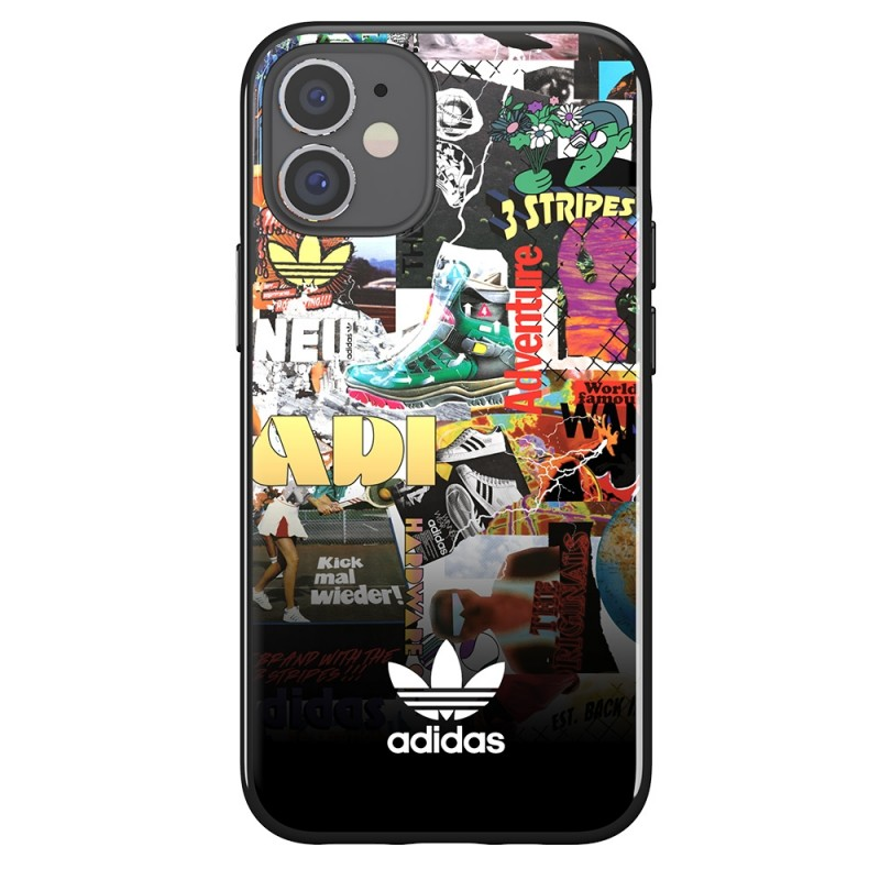 Adidas Snap Case iPhone 12 Mini 5.4 Muticolor - 4