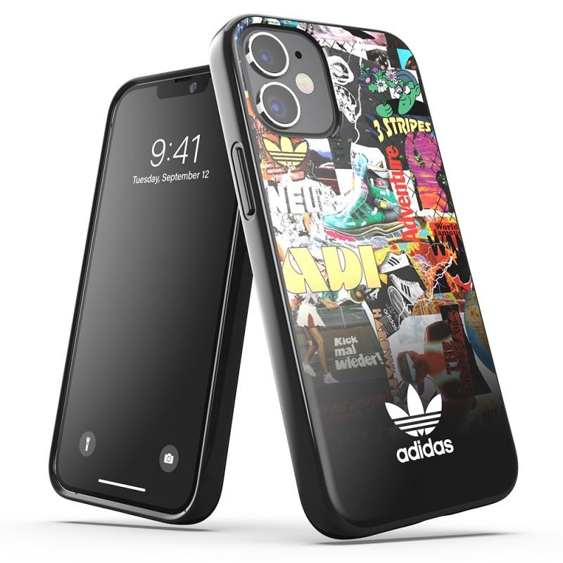 vAdidas Snap Case iPhone 12 Mini 5.4 Muticolor - 6
