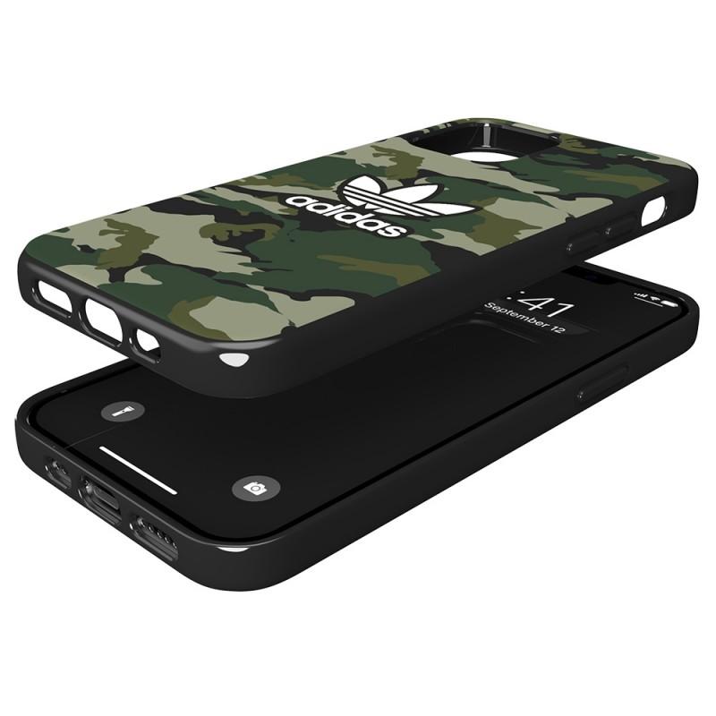 Adidas Snap Case Camo iPhone 12 / 12 Pro 6.1 Groen - 5