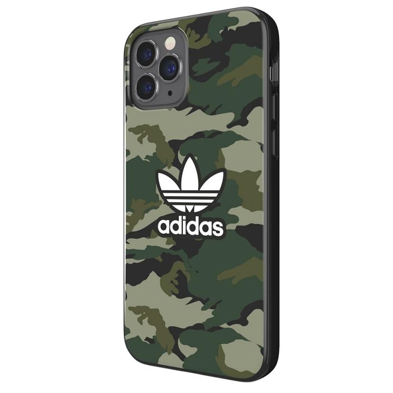 Adidas Snap Case Camo iPhone 12 / 12 Pro 6.1 Groen - 2