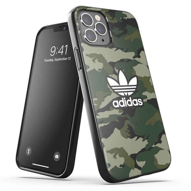 Adidas Snap Case Camo iPhone 12 / 12 Pro 6.1 Groen - 4