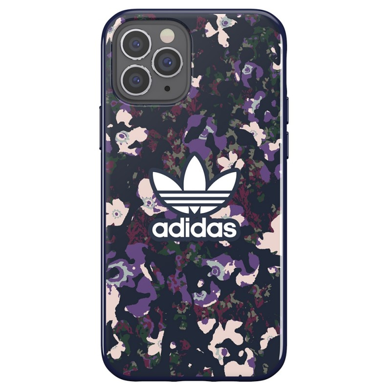 Adidas Snap Case Camo iPhone 12 / 12 Pro 6.1 Paars - 5