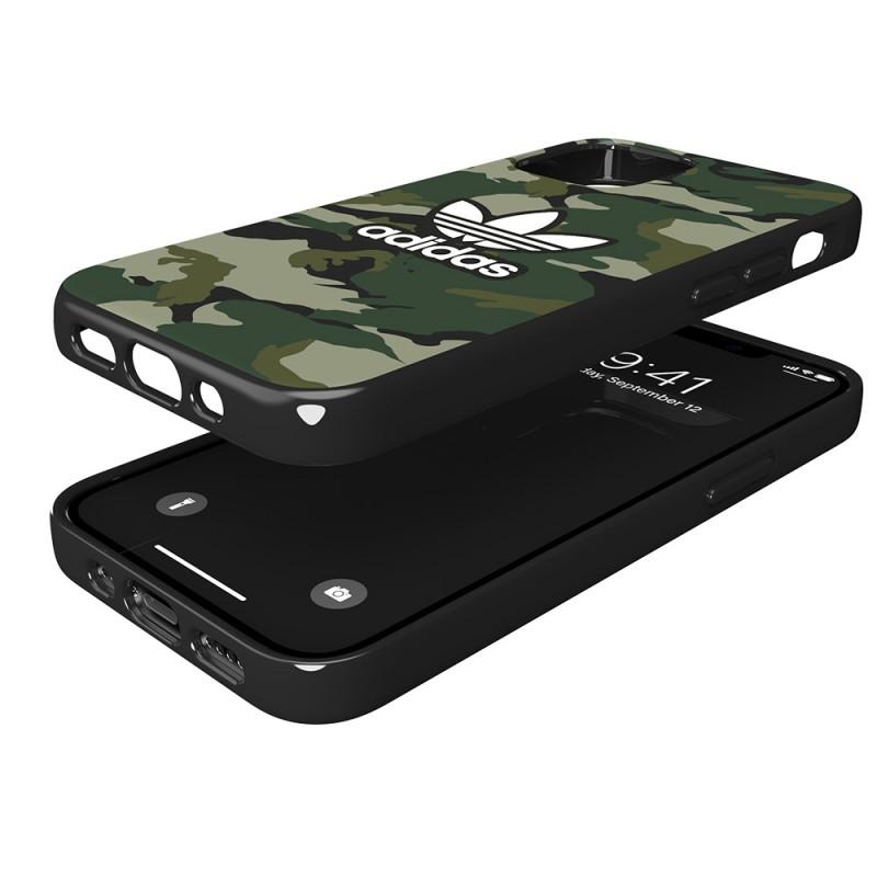 Adidas Snap Case Camo Phone 12 Mini 5.4 Groen - 2