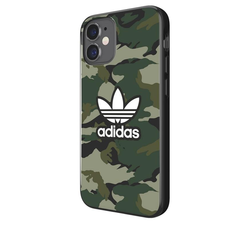 Adidas Snap Case Camo Phone 12 Mini 5.4 Groen - 3
