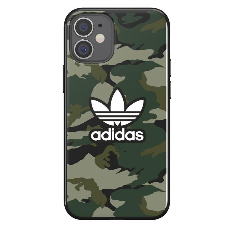 Adidas Snap Case Camo Phone 12 Mini 5.4 Groen - 6