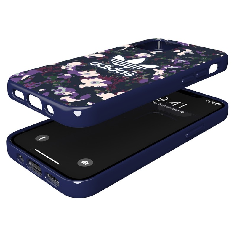 Adidas Snap Case Camo Phone 12 Mini 5.4 Paars - 6