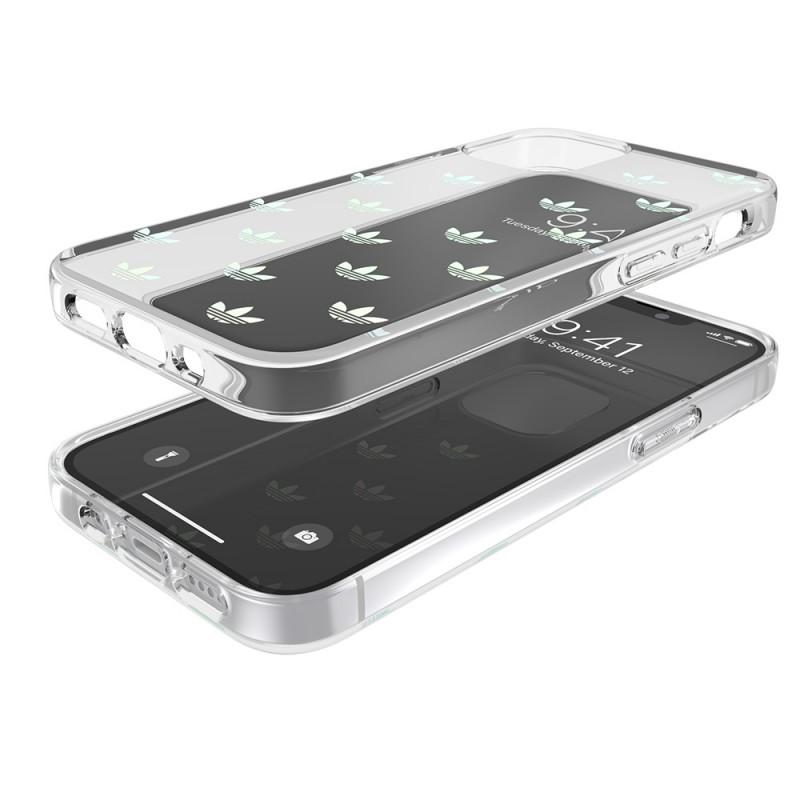 Adidas Snap Case Clear Phone 12 Mini 5.4 Logos - 2