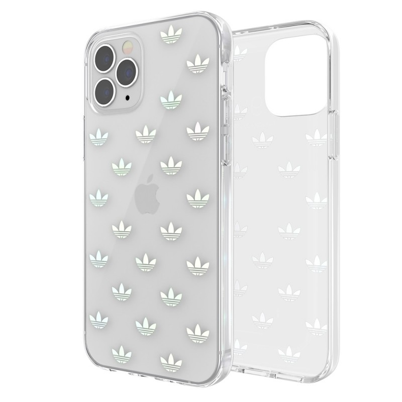 Adidas Snap Case Clear iPhone 12 Pro Max Logos - 1