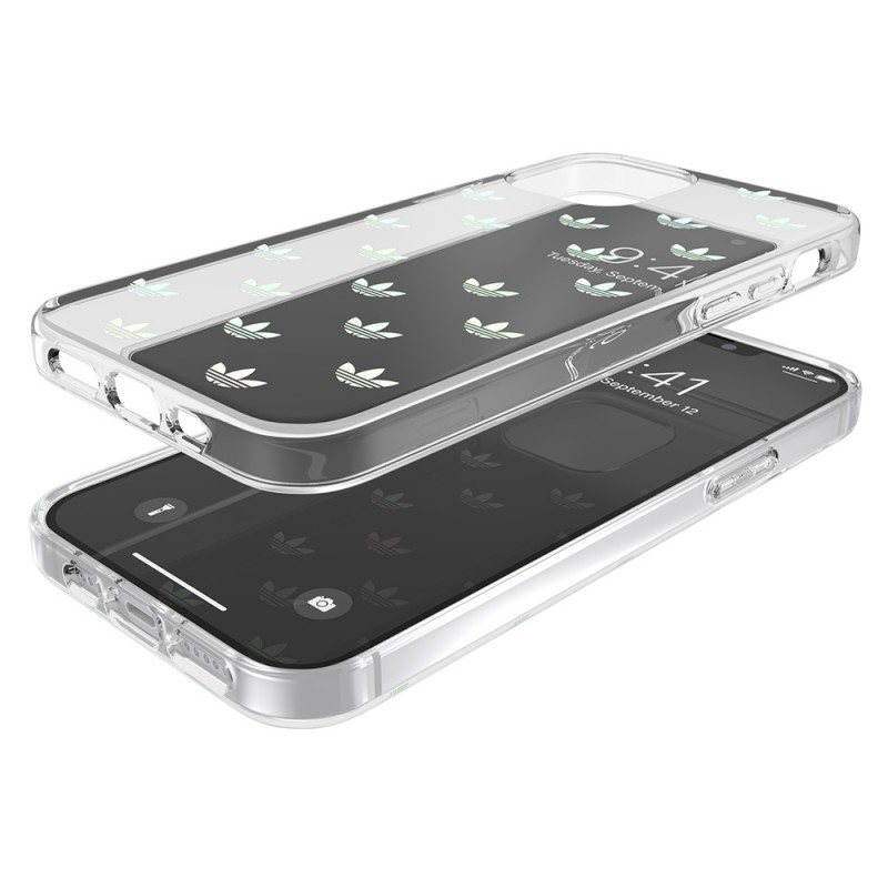 Adidas Snap Case Clear iPhone 12 Pro Max Logos - 2