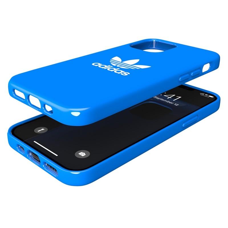 Adidas Snap Case iPhone 12 / 12 Pro 6.1 Blauw - 2