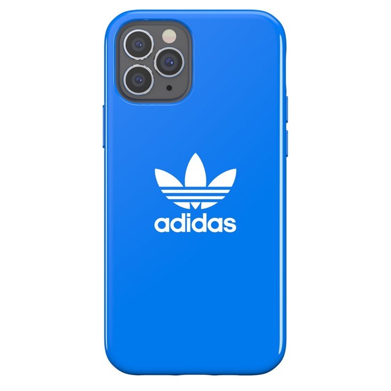 Adidas Snap Case iPhone 12 / 12 Pro 6.1 Blauw - 5