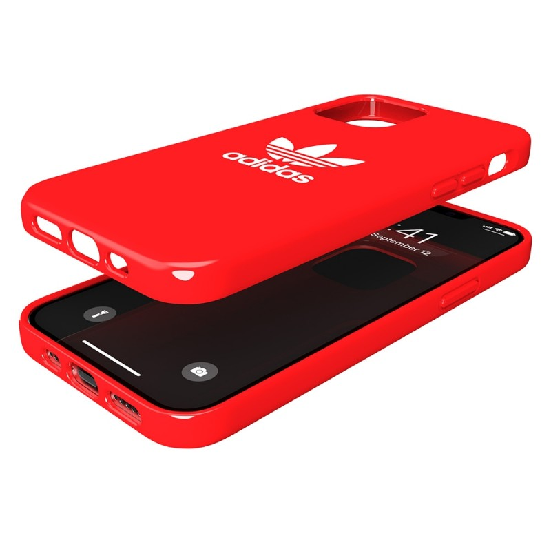 Adidas Snap Case iPhone 12 / 12 Pro 6.1 Rood - 5