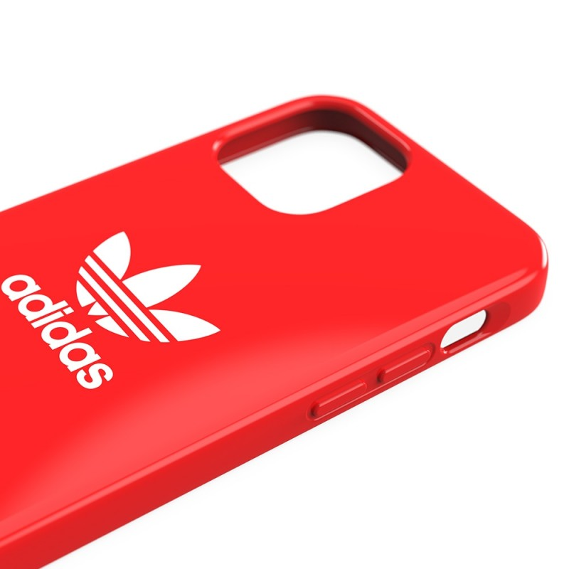 Adidas Snap Case iPhone 12 / 12 Pro 6.1 Rood - 3