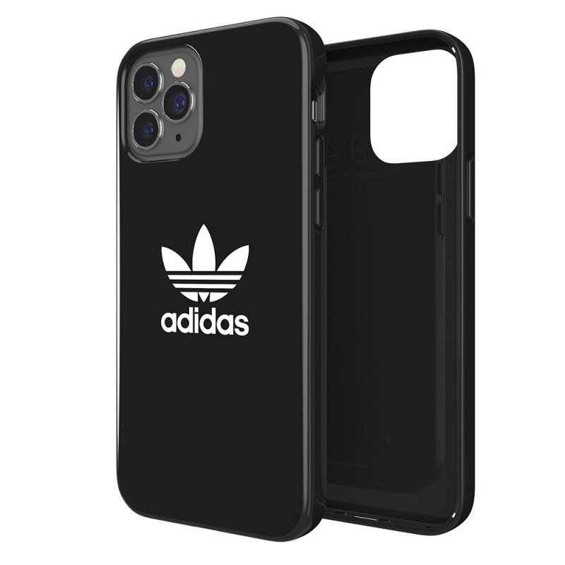 Adidas Snap Case iPhone 12 / 12 Pro 6.1 Zwart - 1