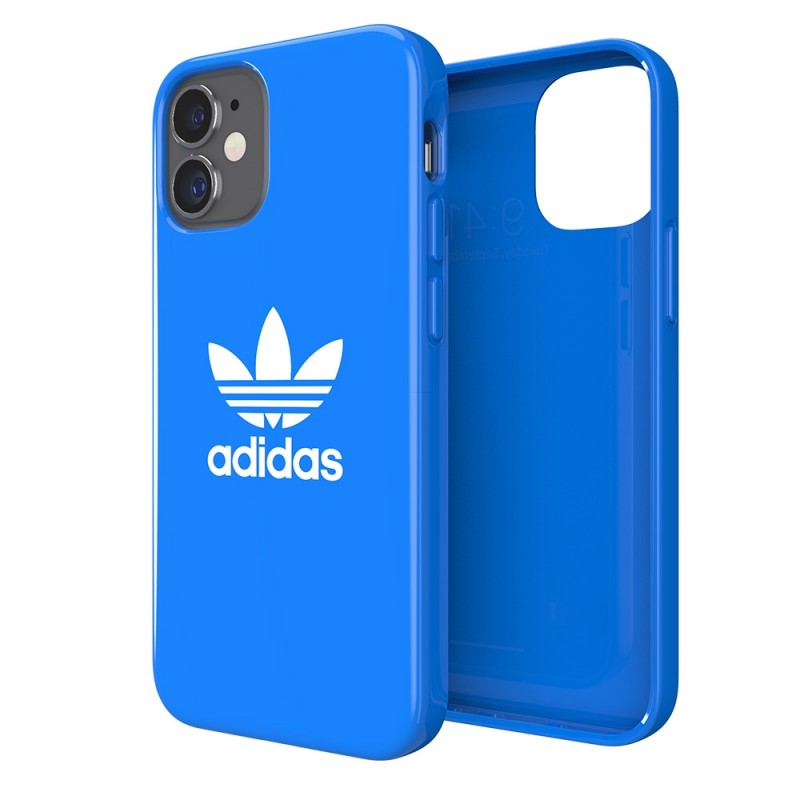 Adidas Snap Case iPhone 12 Mini 5.4 Blauw - 1