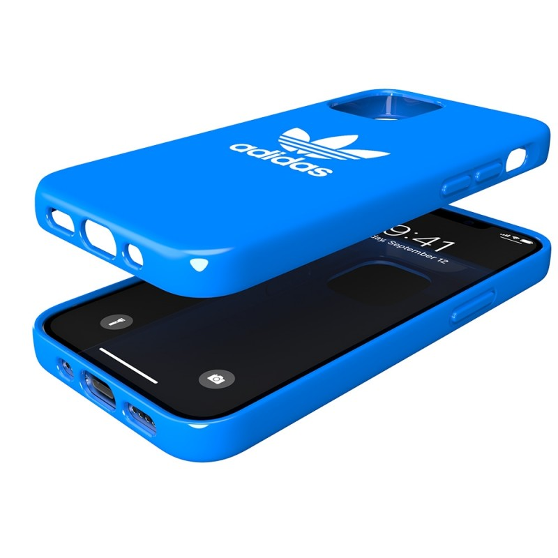 Adidas Snap Case iPhone 12 Mini 5.4 Blauw - 2