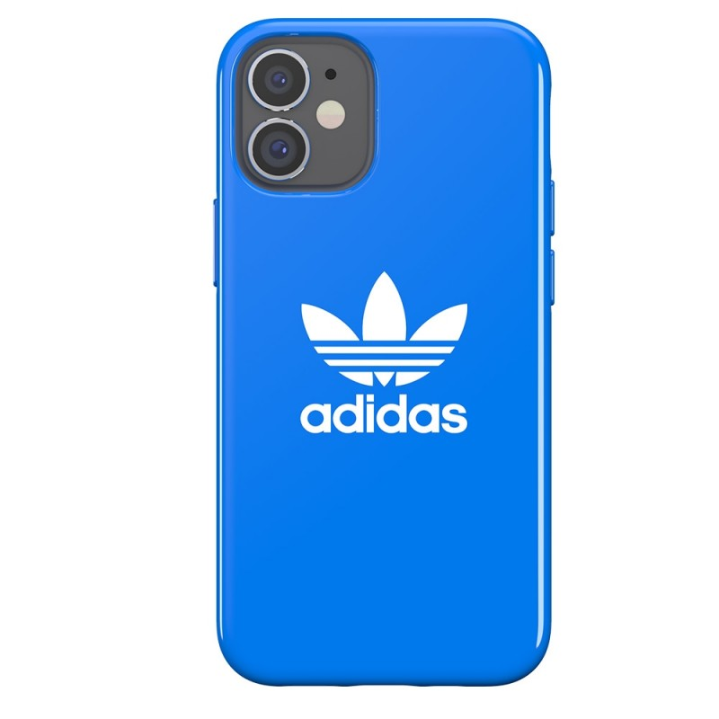 Adidas Snap Case iPhone 12 Mini 5.4 Blauw - 6