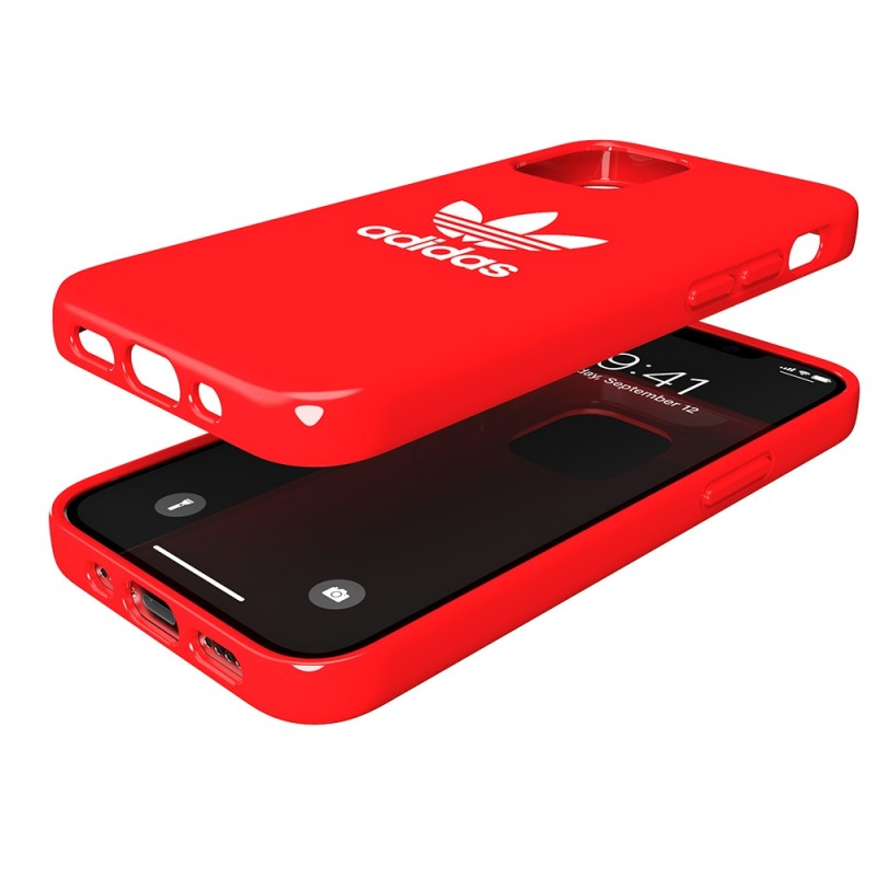 Adidas Snap Case iPhone 12 Mini 5.4 Rood - 2