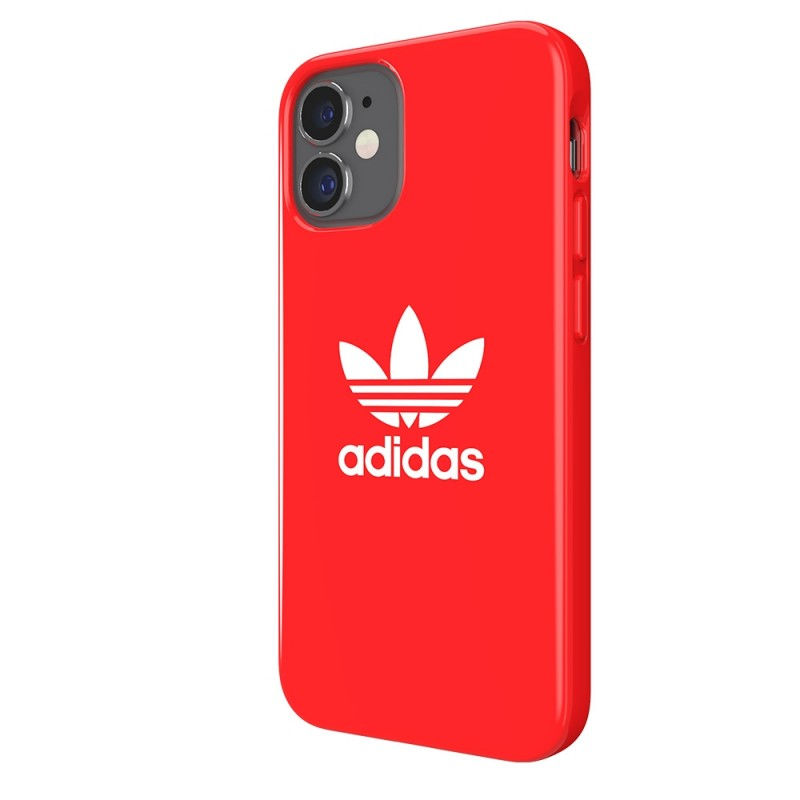 Adidas Snap Case iPhone 12 Mini 5.4 Rood - 6