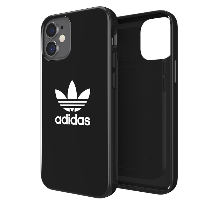 Adidas Snap Case iPhone 12 Mini 5.4 Zwart - 1