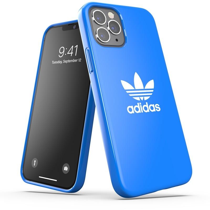 Adidas Snap Case iPhone 12 Pro Max Blauw - 4