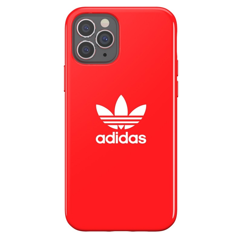 Adidas Snap Case iPhone 12 Pro Max Rood - 6