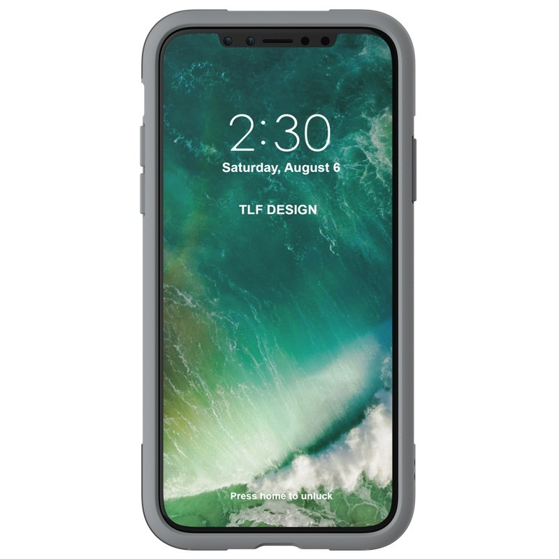 Adidas SP Solo Case iPhone X/Xs Black-Grey 04