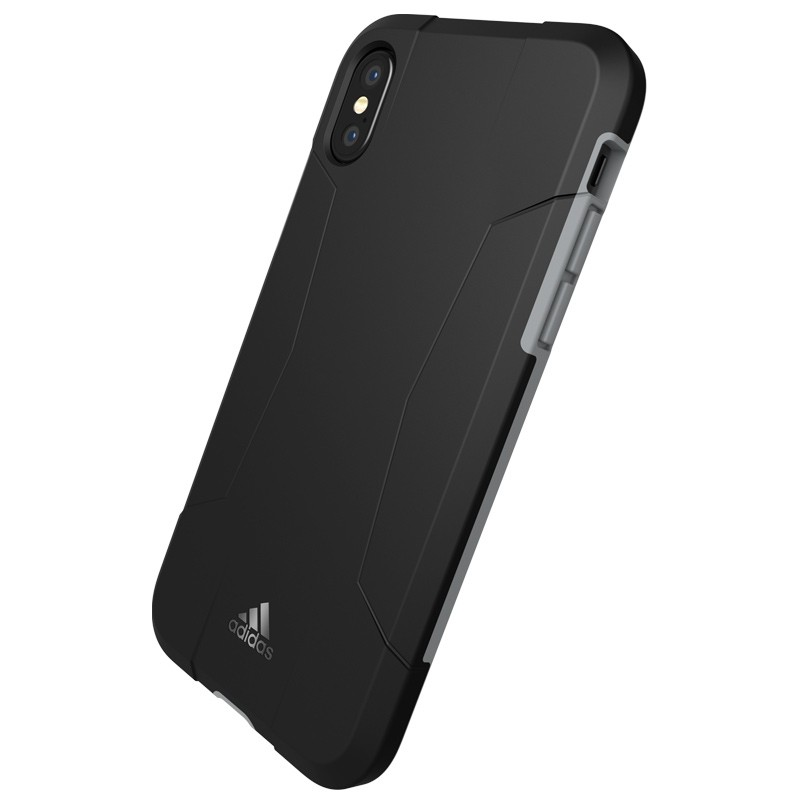 Adidas SP Solo Case iPhone X/Xs Black-Grey 05